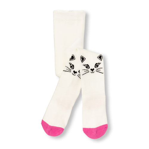 The Children's Place Girls Cat Knee Tights