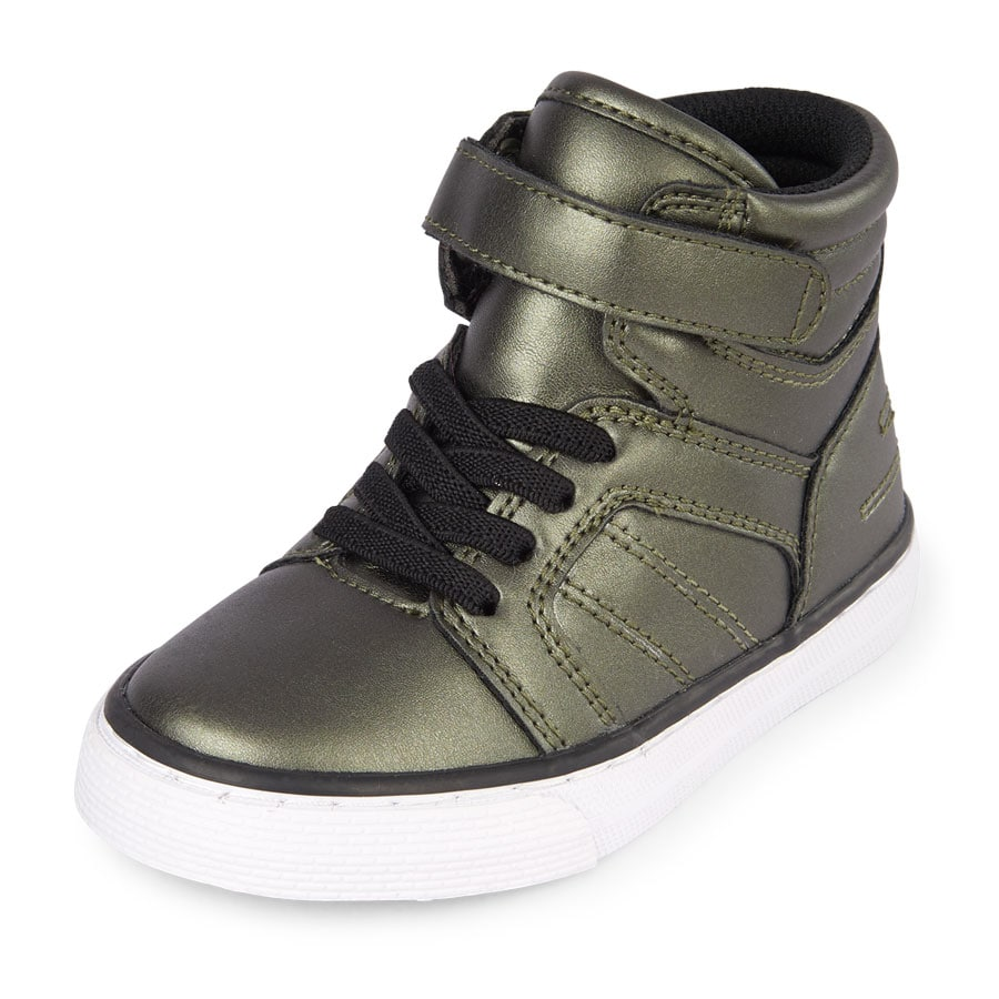 The Children/'s Place Boys/' Low Top Sneaker