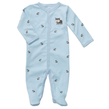 Carter's Snug Fit Cotton Dog Blue Boys Pj 9m