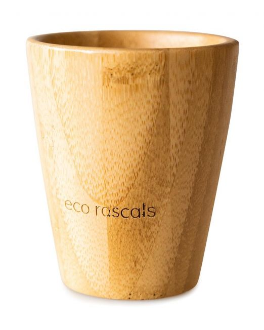Small cup with sippy feeder - Front view